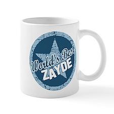 Worlds Best Zayde Mug