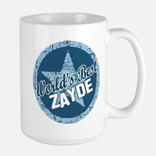 Worlds Best Zayde Mug