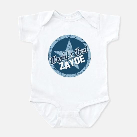 Worlds Best Zayde Infant Bodysuit