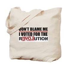 Don't Blame Me <br> Tote Bag