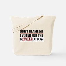 Don't Blame Me <br> Tote Bag