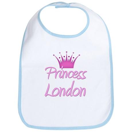 Princess London Bib
