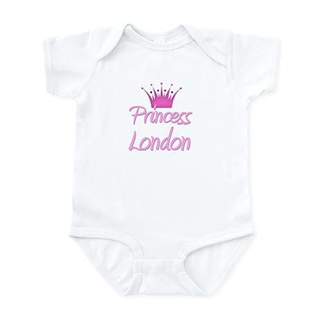 Princess London Infant Bodysuit