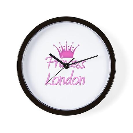 Princess London Wall Clock