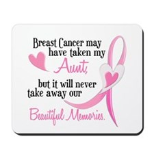 Beautiful Memories 1 (Aunt BC) Mousepad