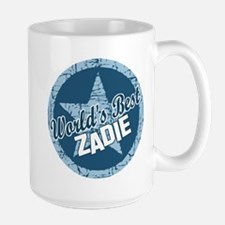 World's Best Zadie Mug