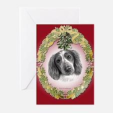 Welsh Springer Spaniel Christmas Cards (Pk of 20)