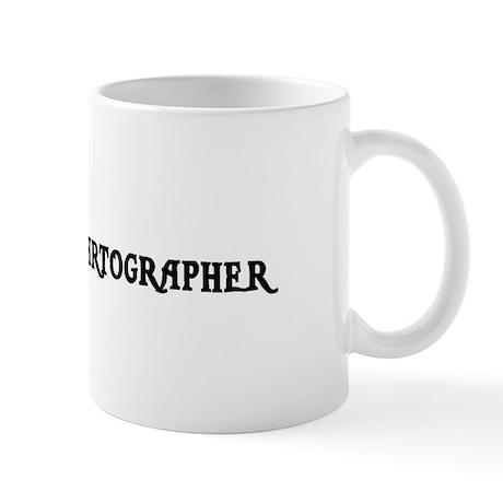Skeleton Cartographer Mug