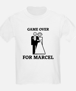 Game over for Marcel T-Shirt