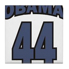 Unique Barack obama 08 Tile Coaster