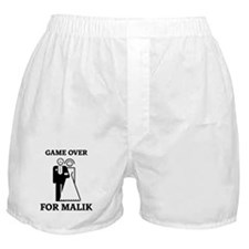 Game over for Malik Boxer Shorts