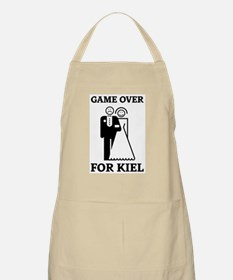 Game over for Kiel BBQ Apron
