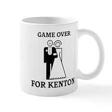Game over for Kenton Mug