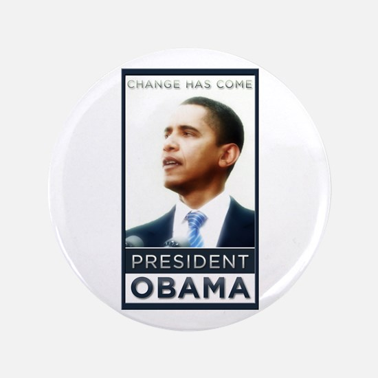 Change Has Come, President Barack Obama is elected
