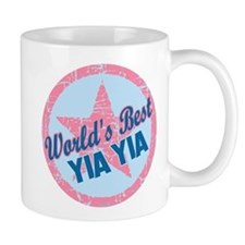 Worlds Best Yia Yia Mug