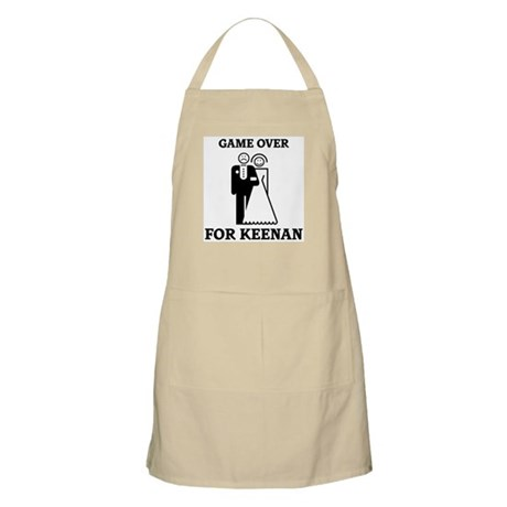 Game over for Keenan BBQ Apron