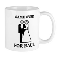 Game over for Raul Mug