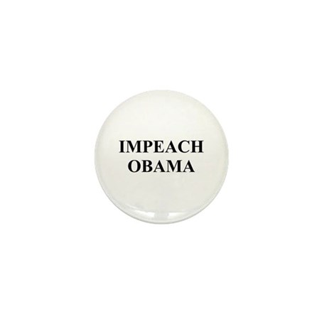 Impeach Obama Mini Button (100 pack)