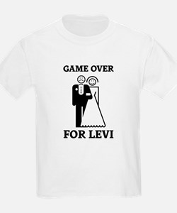 Game over for Levi T-Shirt