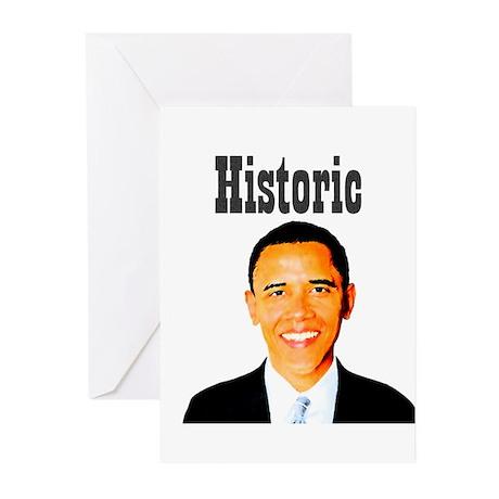 Historic Obama Greeting Cards (Pk of 10)