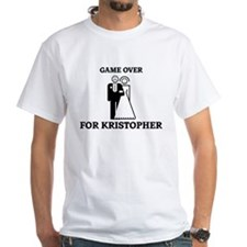 Game over for Kristopher Shirt