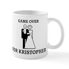 Game over for Kristopher Mug