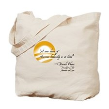 Obama - A New Dawn Tote Bag