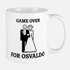 Game over for Osvaldo Mug