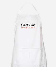 Let's Get to Work BBQ Apron