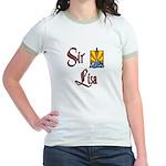 Sir Lisa Jr. Ringer T-Shirt