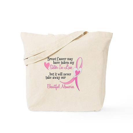 Beautiful Memories 1 (Sister-In-Law BC) Tote Bag