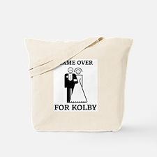 Game over for Kolby Tote Bag