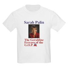 Palin, the GOP's Ferraro T-Shirt