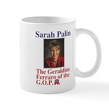 Palin, the GOP's Ferraro Mug