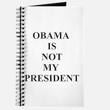 Obama Not My President Journal
