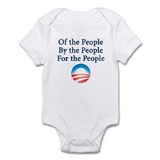 Of the People: Infant Bodysuit