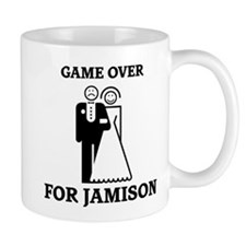 Game over for Jamison Mug