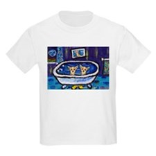 CHIHUAHUA bath Kids T-Shirt