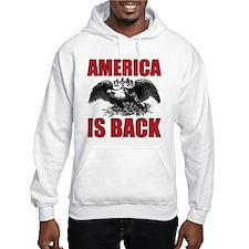 Obama Wins America Hoodie