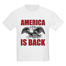 Obama Wins America T-Shirt
