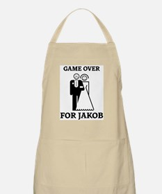 Game over for Jakob BBQ Apron