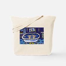 CHIHUAHUA bath Tote Bag