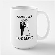 Game over for Matt Mug