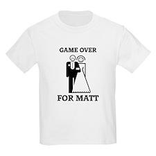 Game over for Matt T-Shirt