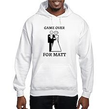 Game over for Matt Hoodie