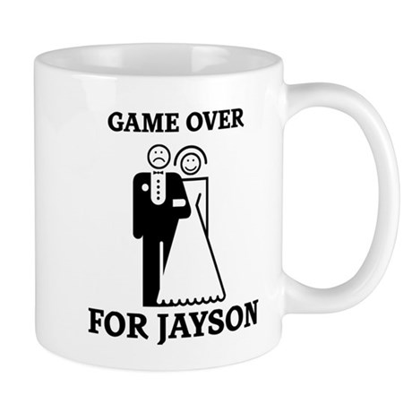 Game over for Jayson Mug