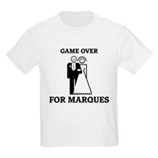 Game over for Marques T-Shirt