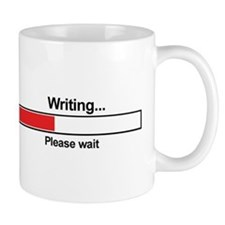 Writer Loading Bar Mug
