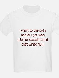 Funny Obama socialist T-Shirt