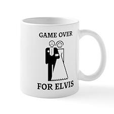 Game over for Elvis Mug